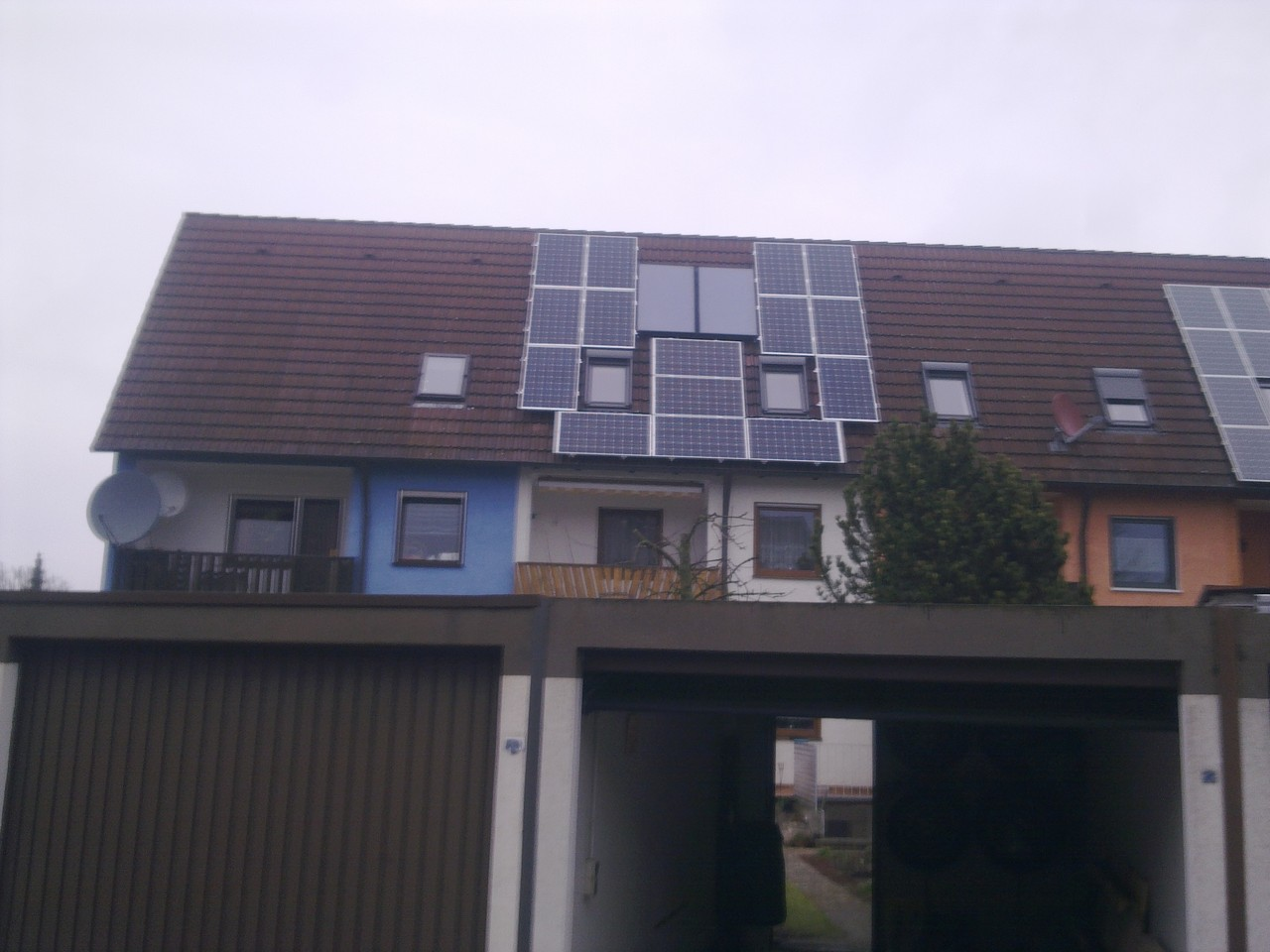 93073 Neutraubling 4,05 kWp Photovoltaikanlage
