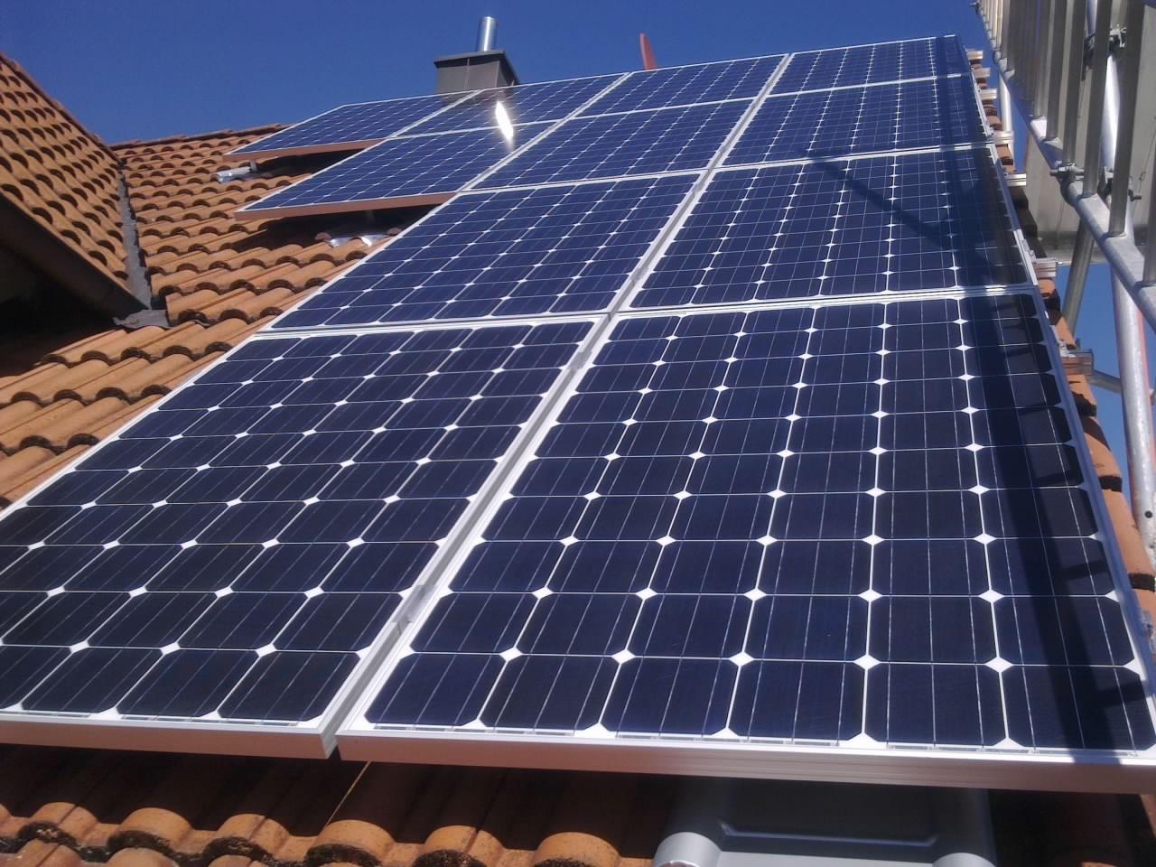 Amberg 7,5 kWp Photovoltaikanlage