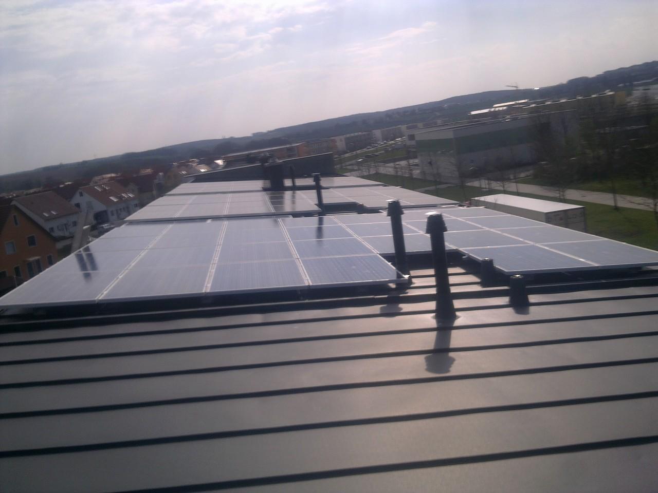28 kWp Photovoltaikanlage in 93055 Burgweinting