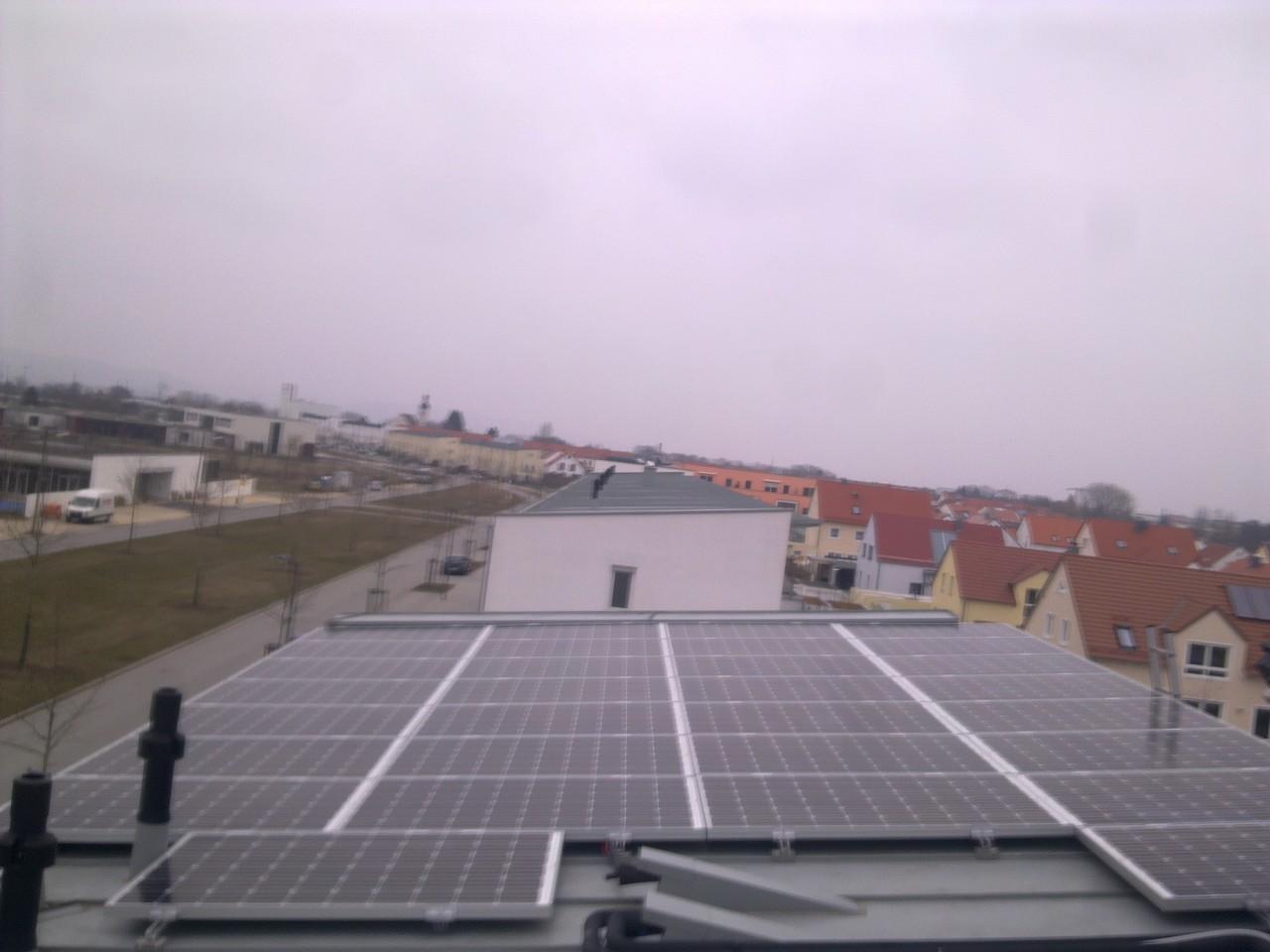 8 kWp Photovoltaikanlage in 93055 Burgweinting