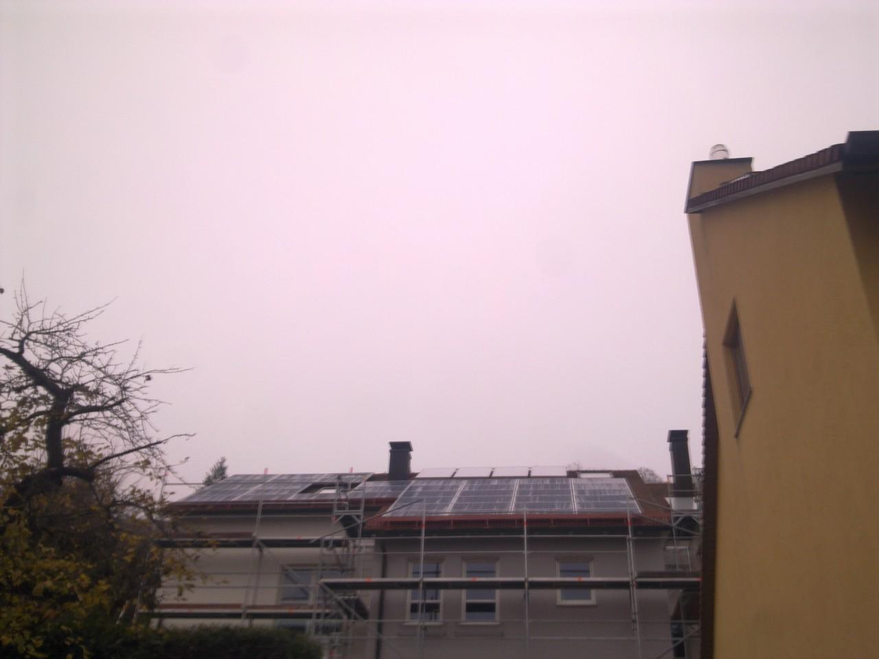 16 kWp Photovotaik Anlage in 93053 Regensburg