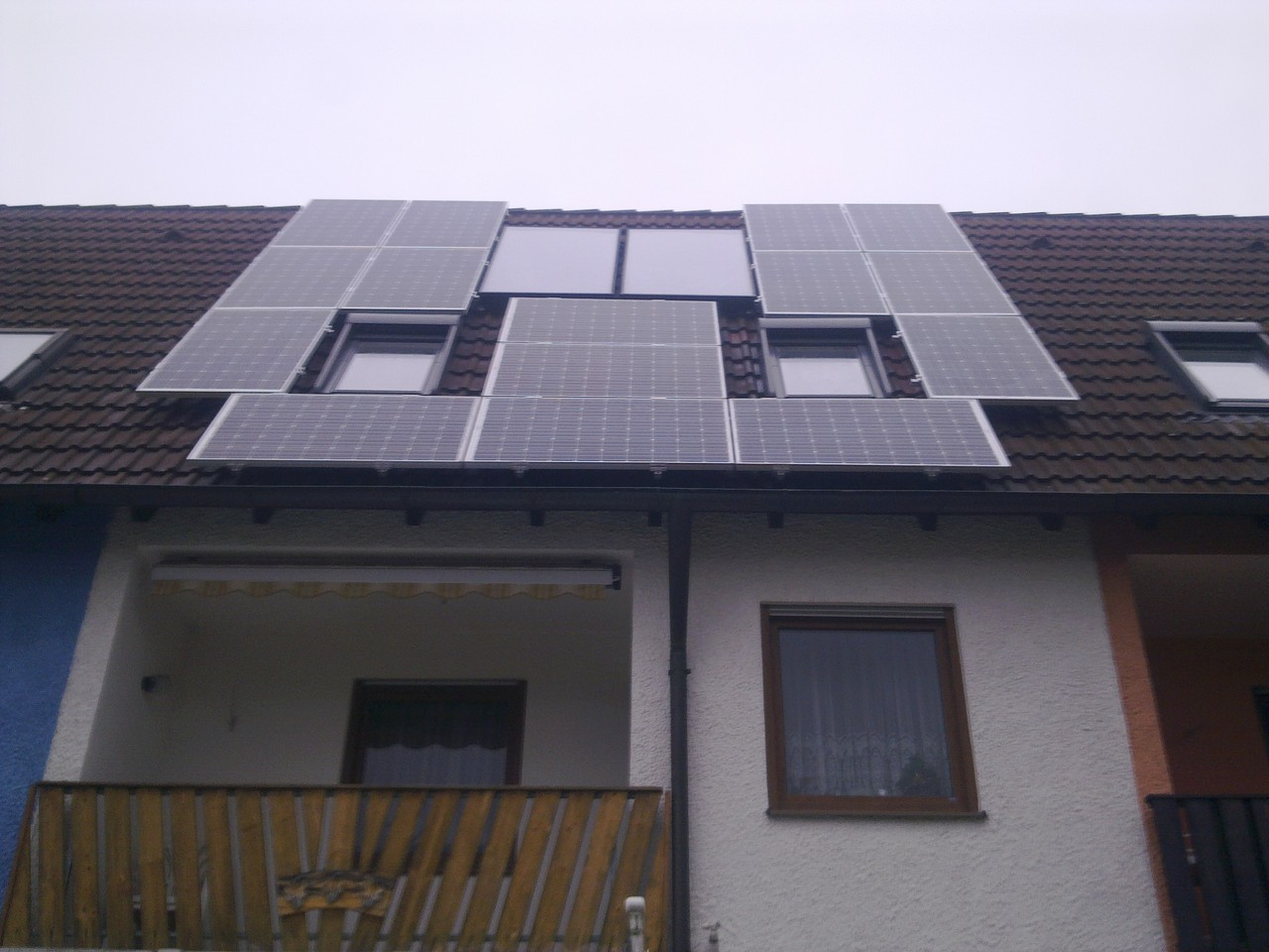 4,05 kWp Photovoltaikanlage in 93073 Neutraubling