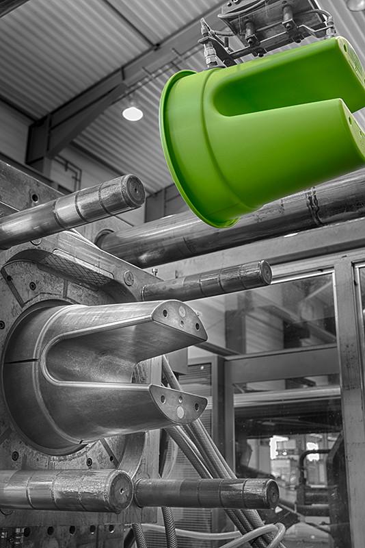 Industriefotografie, Reportage für KHW Kunststoff- und Holzverarbeitungswerk GmbH