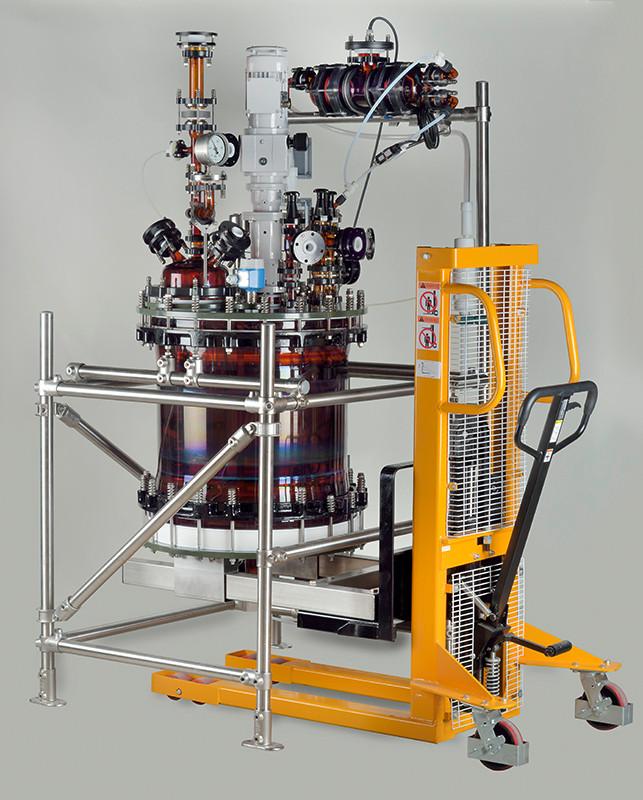 Industriefotografie, technische Anlage, Normag Labor- und Prozesstechnik GmbH Ilmenau