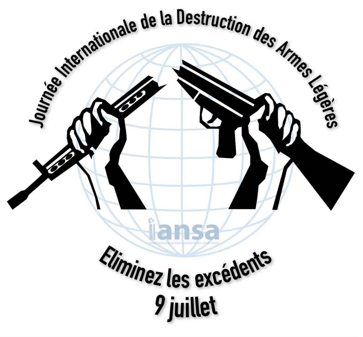 """Résultat de recherche d'images pour """"journée de la destruction des armes légères"""""""