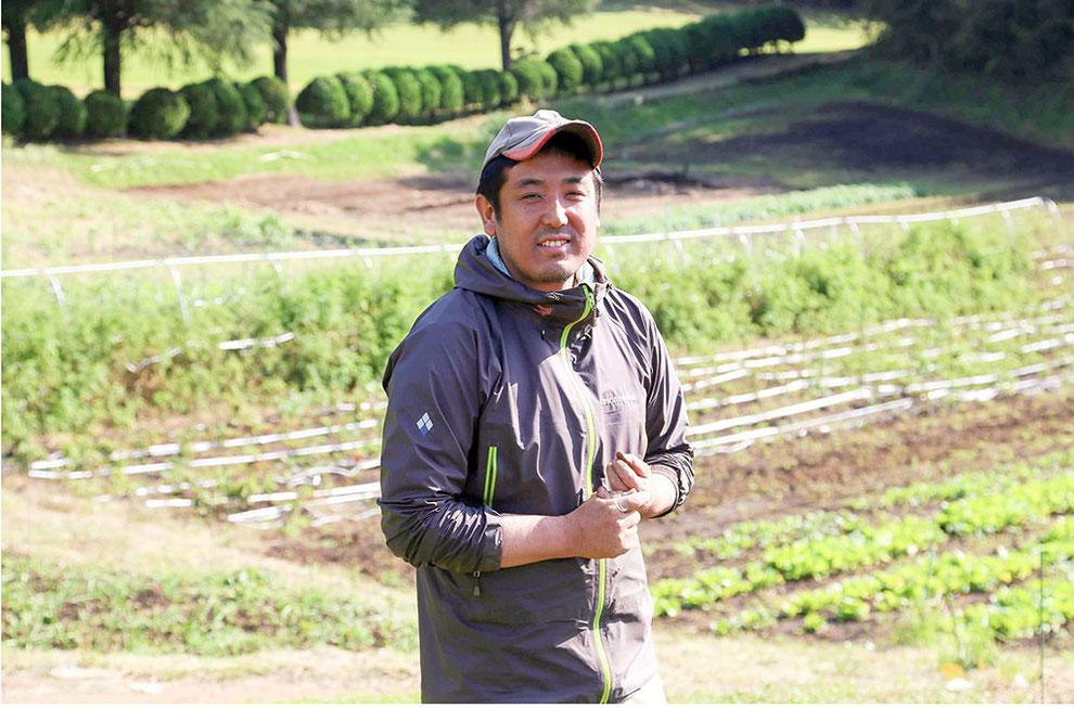 【マイナビ農業】竹村庄平@町田市が掲載されました!