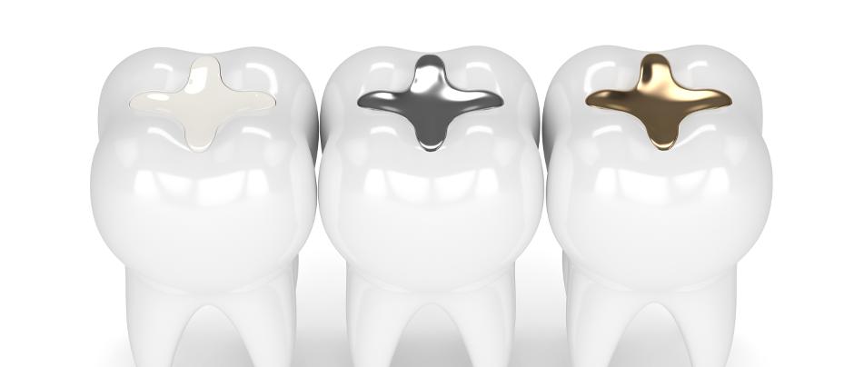 Nahaufnahme einer Zahnreinigungsmaschine