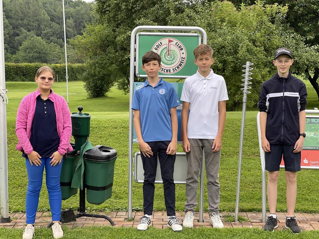 3. Spieltag der Bayerischen Mannschaftsmeisterschaft beim Golf-Club Fränkische Schweiz e.V..