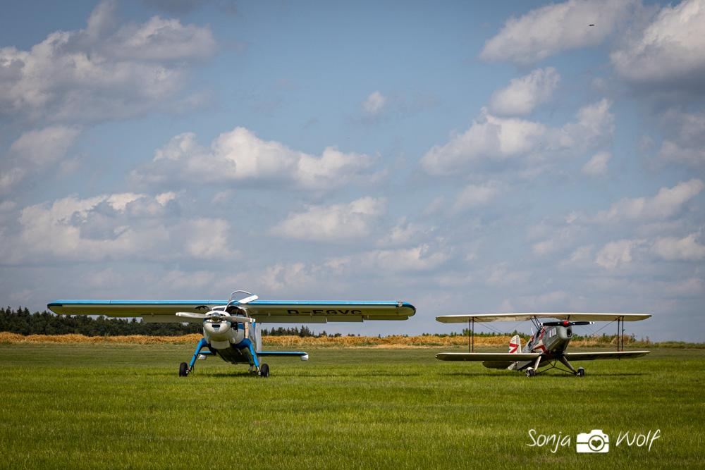 Flugplatzfest Erpfental