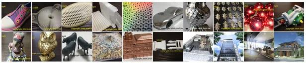 プラスチック樹脂での3D造形製作サービス会社