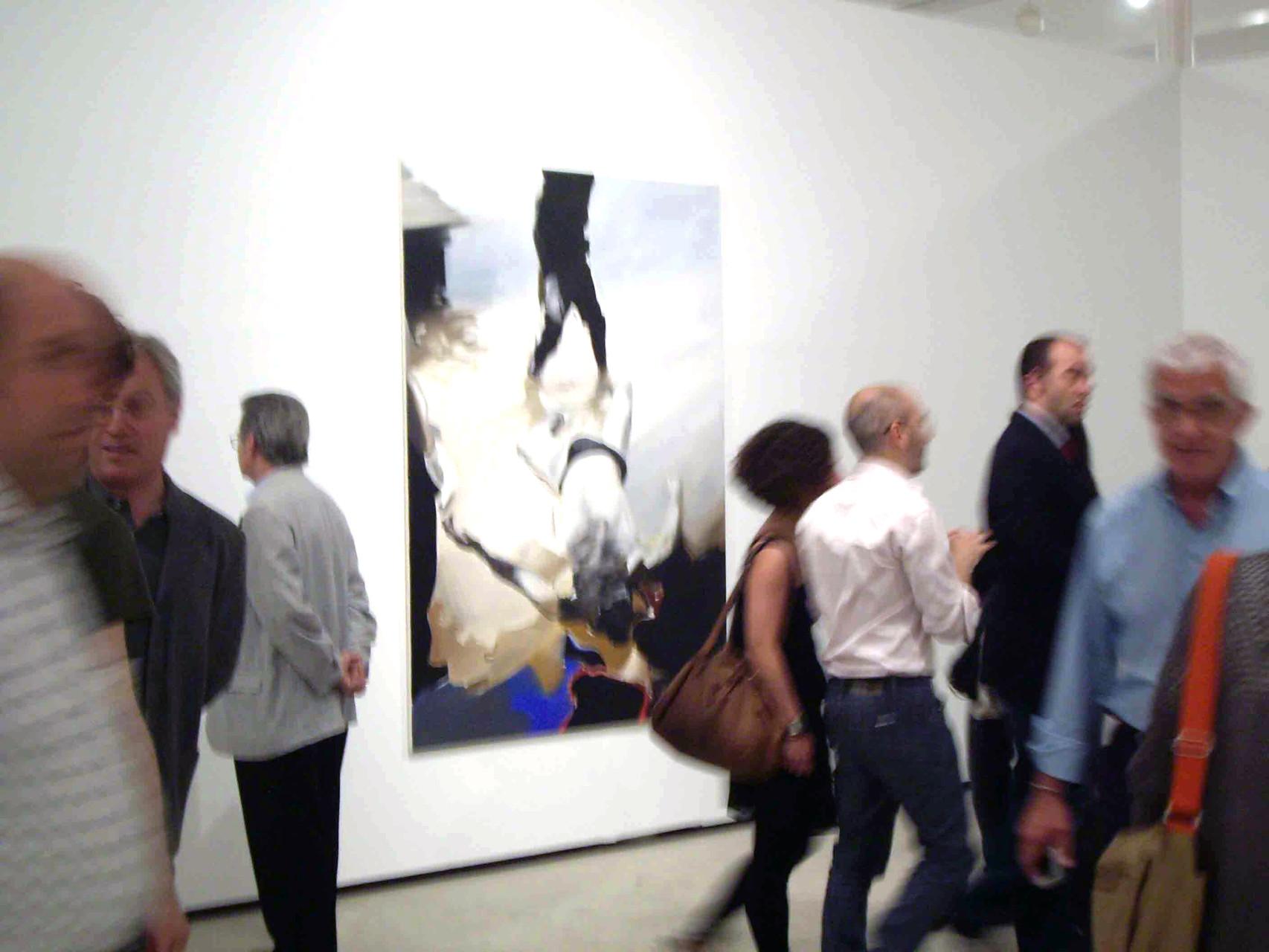 International Painting Prize Guasch Coranty, Center of Art Tecla Sala, Barcelona (ES), 2008