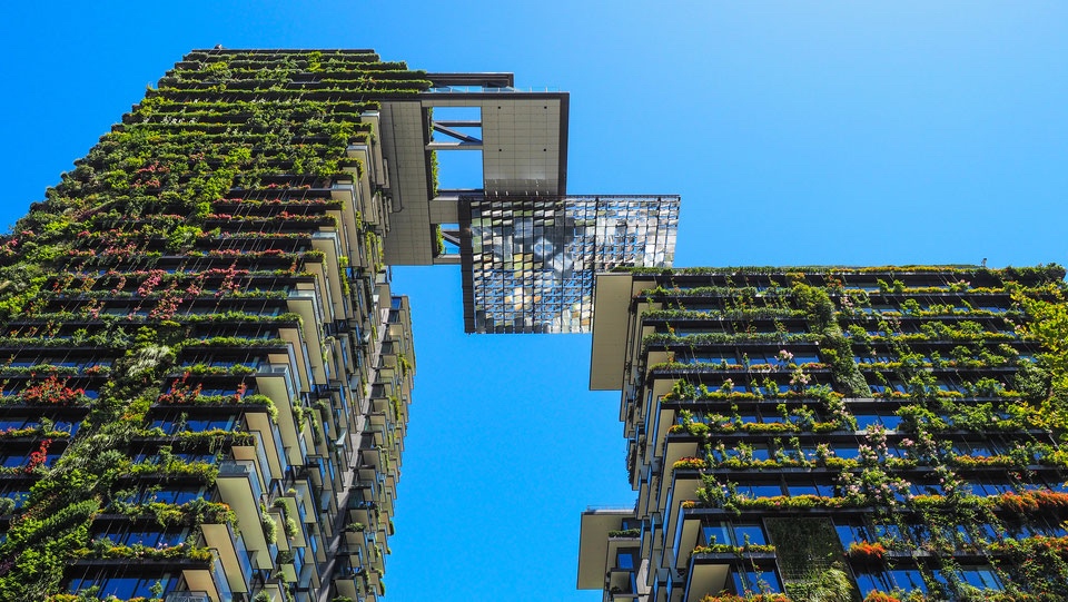 Foto: Shutterstock: Öko-Hochhaus, Sydney, Australien