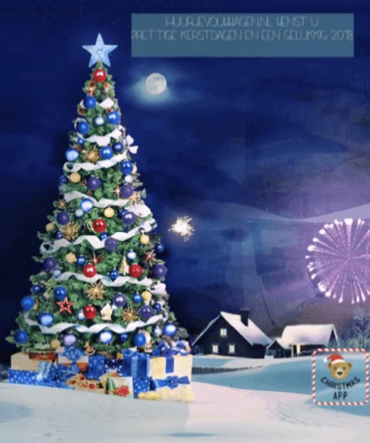 huurjevouwwagen.nl wenst u prettige kerstdagen en een mooi nieuwjaar