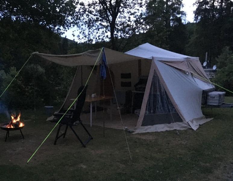 Holtkamper Astro in de Ardennen
