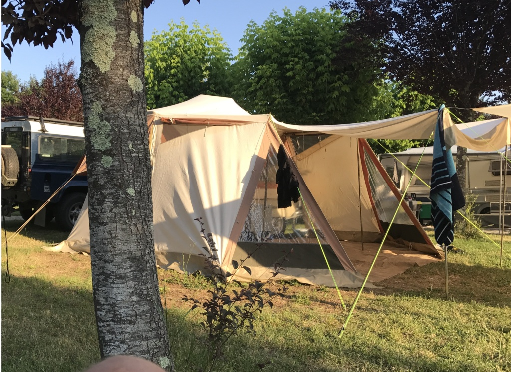 Holtkamper Astro in de Dordogne