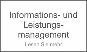 Informations- und Leistungsmanagement