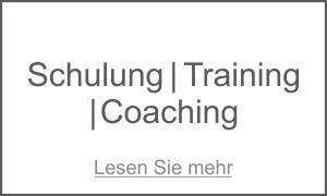 Schulung, Training, Coaching