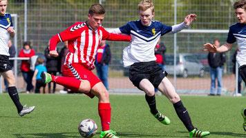 Möller für den SV Eichede - Foto: Sportbuzzer