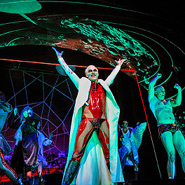 the rocky horror show -theater lübeck
