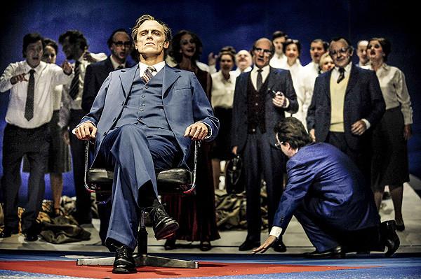 willy brandt- die ersten 100 Jahre -theater lübeck