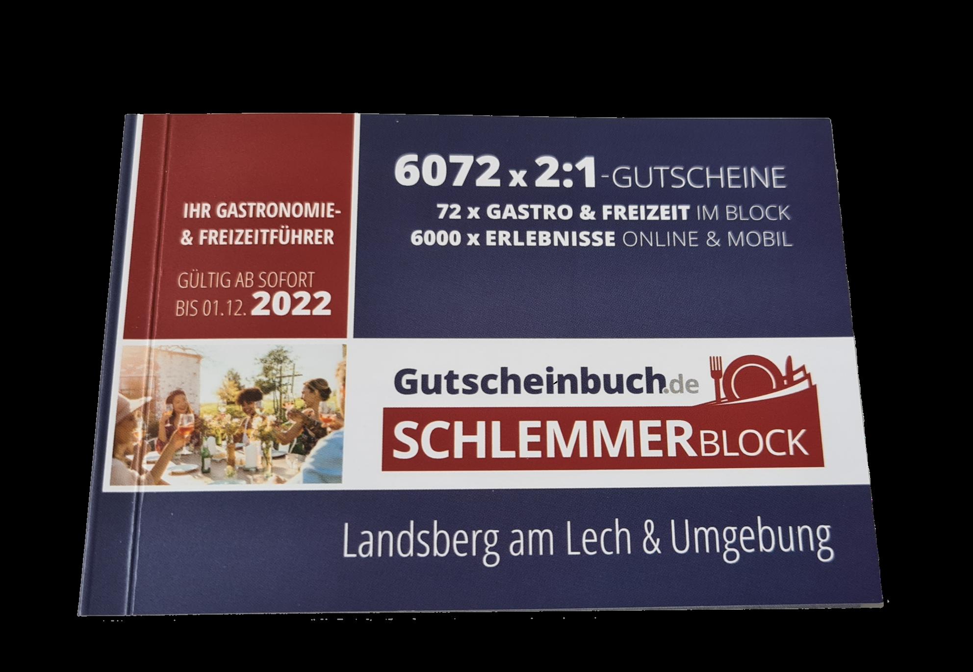 Schlemmer Block Landsberg am Lech&Umgebung