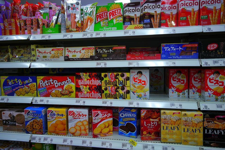 伊勢丹にてお菓子も季節限定商品とかがあるワケ。