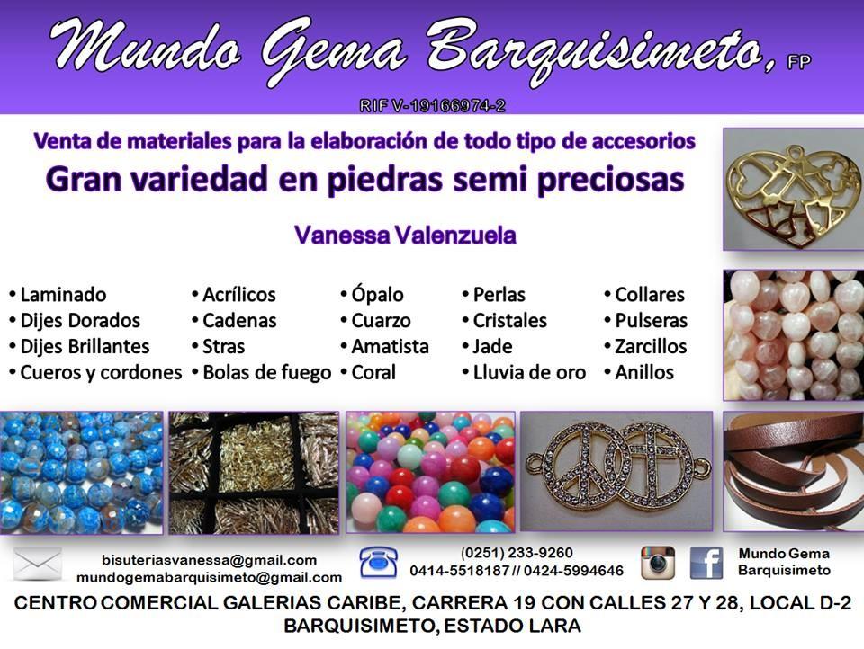 23cb42c003bf Mayoristas de Materiales para Bisutería en Lara - tuEscaparate
