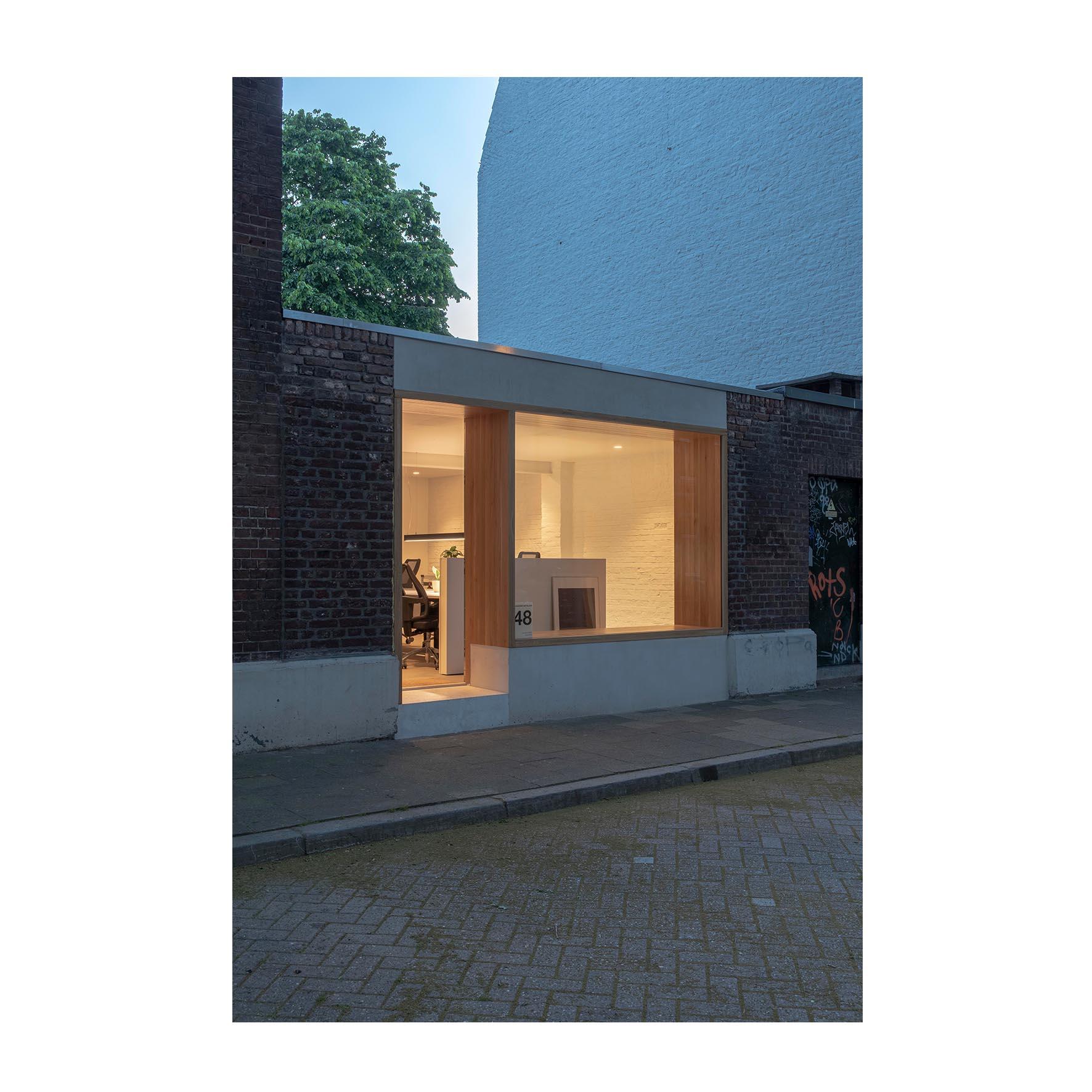 Architectuurfotografie - JDW, Atelier Leise