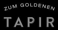 Goldener Tapir
