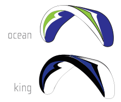 King, Ocean, Carve