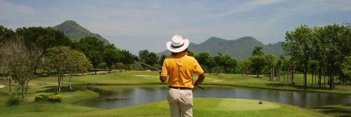 Thailand Golfrundreise mit Green-Mango Travel + Golf