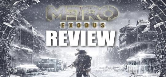 Review: METRO Exodus - Ein wahres Meisterwerk? [PS4]