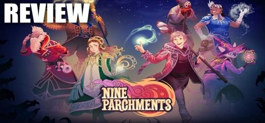 Review: Nine Parchments - Mit der Kraft der Magie! [PC]