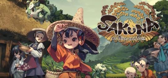 Preview: Sakuna: Of Rice and Ruin - Action-Landwirtschaftsimulation angespielt! [PS4/SWITCH/PC]