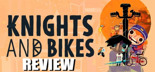 Review: Knights and Bikes - Das kreativste Abenteuer? [PS4]