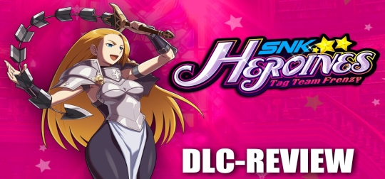 Review: SNK Heroines: Tag Team Frenzy - Jeanne betritt den Ring! [DLC][PS4]