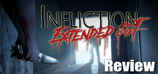 Review: Infliction: Extended Cut - Horror mit Gänsehaut-Faktor? [PS4]