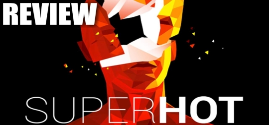 Review: SUPERHOT - Actionreicher Taktik-Shooter im Test! [PS4]