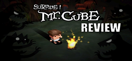 Review: Survive! MR.CUBE - Putziger Überlebenskampf! [PS4]