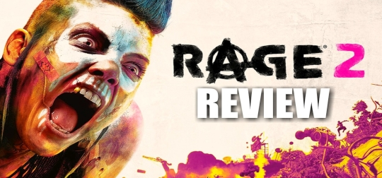 Review: RAGE 2 - Im Ödland ist die Hölle los! [PS4]