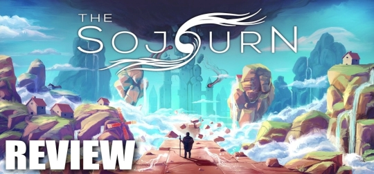 Review: The Sojourn - Traumhaft schönes Puzzle-Adventure im Test! [PS4]