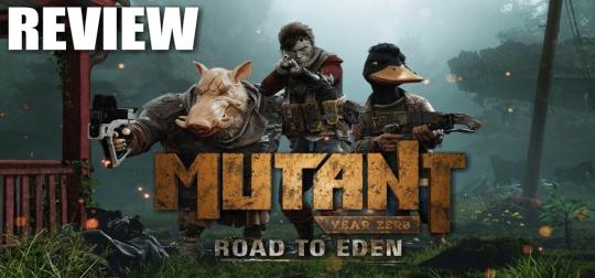 Review: Mutant Year Zero: Road to Eden - Hat sich das Warten gelohnt? [PS4]