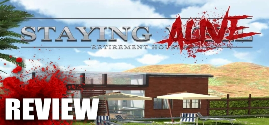 Review: Stayin' Alive - Chaos im Altersheim! [PC]