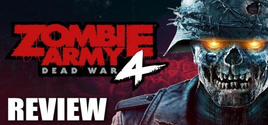 Review: Zombie Army 4: Dead War - Auf in die nächste Runde! [PS4]