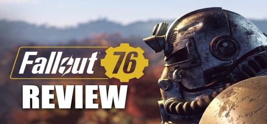 Review: Fallout 76 - Wirklich so negativ? [PS4]