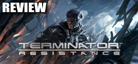 Review: Terminator: Resistance - I'll be back? [PS4]
