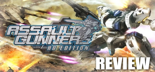 Review: ASSAULT GUNNERS HD Edition - Remastered im Test! [PC]