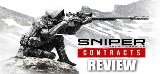 Review: Sniper Ghost Warrior Contracts - Taktisch, Leise und Tödlich! [PS4]