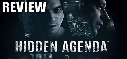 Review: Hidden Agenda - Die Mörderjagd kann beginnen! [PS4]
