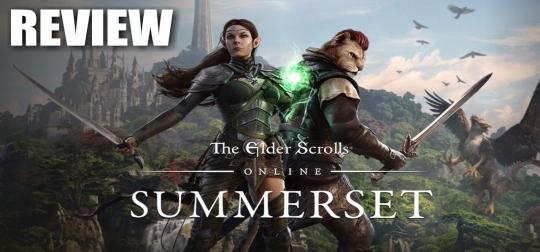 The Elder Scrolls Online: Summerset - Das zweite große Kapitel im Test! [PS4]